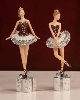 ballerina juletrepynt julepynt jul la vida