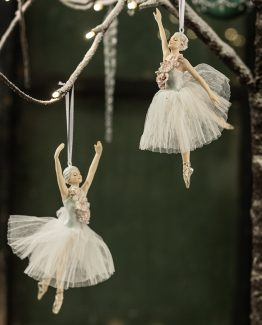 ballerina juletrepynt jul la vida