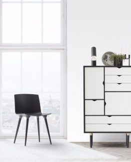 S5 sort/ hvit Andersen Furniture
