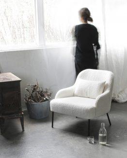 Vika lounge chair karakorum ygg og lyng