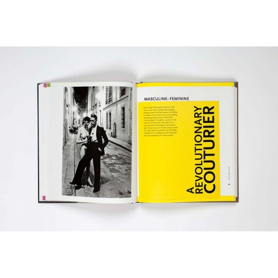 All about Yves coffeetable book