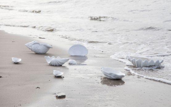 shell bowl skjell skål byon design