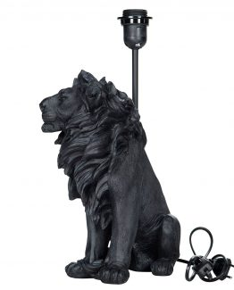 løve lampe lion alot decoration