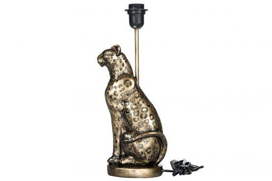 Leopard lampe alot decoration