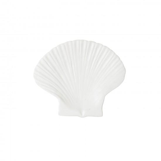 shell plate tallerken byon design skjell vase bowl